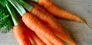 Cách phân biệt cà rốt Trung Quốc và cà rốt Việt Nam