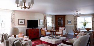 10 ý tưởng trang trí phù hợp với phòng khách rộng
