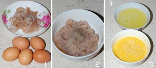 Trứng cuộn tôm – món ngon giảm cân hiệu quả