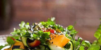 """Bali - thiên đường của những món ăn """"xanh"""""""