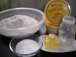 Nguyên liệu làm bánh kem