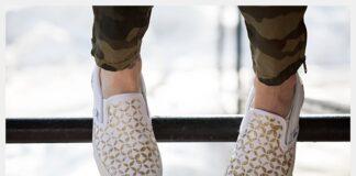 Tô điểm cho đôi giày trở nên độc đáo, tại sao không thử?