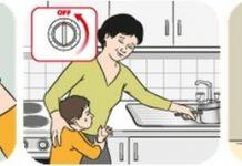 Hướng dẫn sơ cứu chữa bỏng cho trẻ nhỏ
