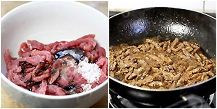 Biến tấu làm mì tôm thịt bò trộn phô mai béo ngậy