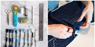  Biến tấu ba kiểu khăn quàng cổ sáng tạo
