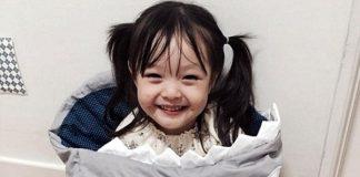 Cô bé 3 tuổi trở thành hiện tượng Instagram châu Á vì quá đỗi đáng yêu - Ảnh 1