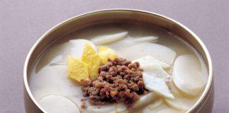10 món ăn trong ngày Tết cổ truyền Hàn Quốc