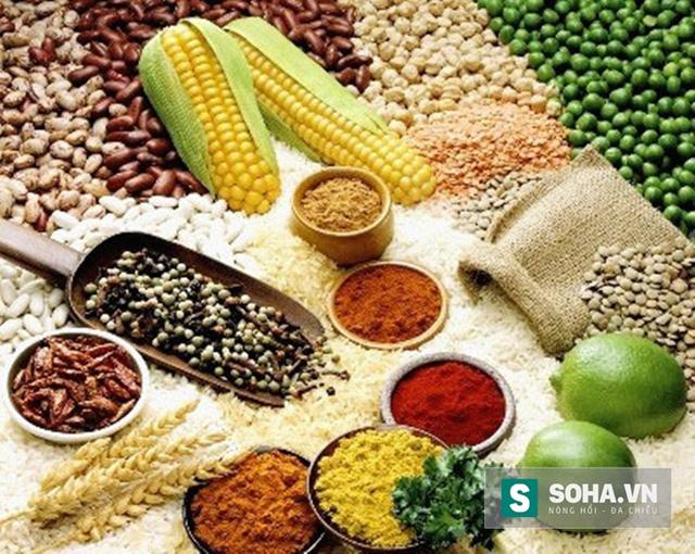 Thức ăn thô là liều thuốc bổ cho hệ tiêu hóa. (Ảnh minh họa).