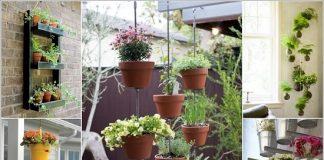 9 cách đơn giản tạo vườn đứng xanh mát cho nhà mùa hè 1