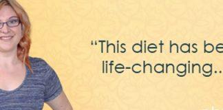 Christine giảm 50 kg nhờ chế độ ăn uống Dukan Diet