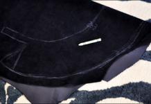 Chế thắt lưng peplum sành điệu