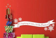 Trang hoàng nhà cửa đón Giáng Sinh - 1
