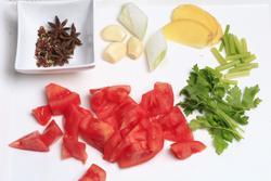 Làm sao để nấu bò hầm cà chua? - 1