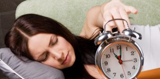 Làm gì khi bị rối loạn giấc ngủ? - 1