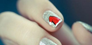 15 mẫu nail Giáng sinh ngọt ngào, tuyệt đẹp cho bạn gái 1