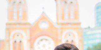 5 kiểu tóc mặc áo dài cực xinh cho bạn chụp ảnh đón Tết 1