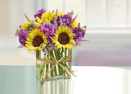 Cách cắm hoa hướng dương đẹp đến khó cưỡng 3