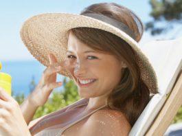 Hướng dẫn cách khắc phục vùng da bị cháy nắng - 1