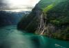 Vịnh Geirangerfjord – đặc sản Nauy