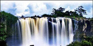 thác nước Dray Sap