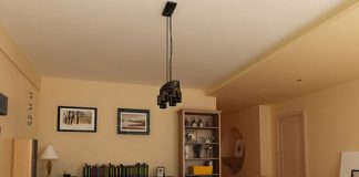 Làm sao để khắc phục căn hộ trần thấp? - 1