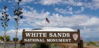 Thăm cồn cát thạch cao lớn nhất thế giới