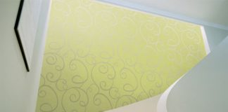 Làm sao để phối màu giấy dán tường? - 1