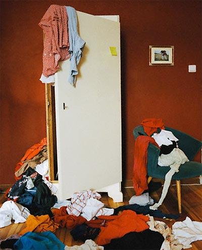 Hướng dẫn cách sắp xếp tủ quần áo theo phong thủy - 1