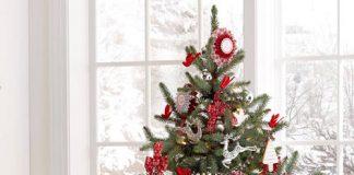 'Tô son điểm phấn' cây thông Noel rực rỡ - 3