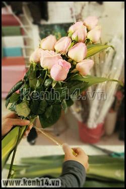 Cách bó hoa hồng thể hiện sự trân trọng - 2