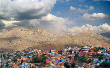 Những thành phố màu mè nhất trái đất - 1