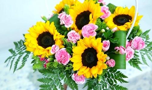 Cách cắm hoa hướng dương đẹp đến khó cưỡng