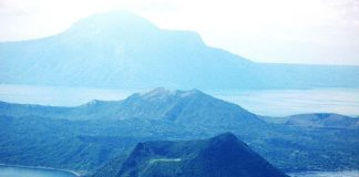 Núi lửa Taal