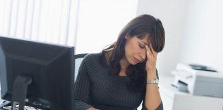 Các dấu hiệu stress không nên phớt lờ