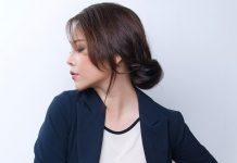 3 kiểu tóc nhanh-gọn-đẹp cho quý cô công sở 1