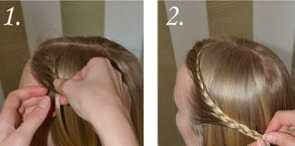 5 phút tết đơn giản, điệu đà cho mái tóc dài ngày Tết - 1