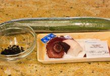 Salad râu bạch tuộc giòn ngon sần sật - 1