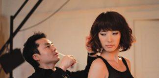 Những mẫu tóc xoăn đẹp như phim Hàn - 1