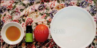 Hướng dẫn se khít lỗ chân lông với một quả cà chua - 1