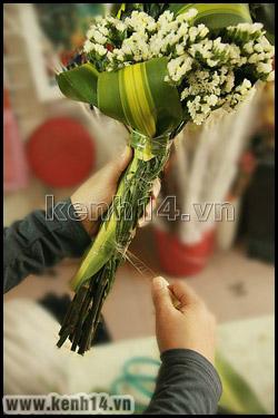 Cách bó hoa hồng thể hiện sự trân trọng - 5
