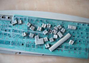 Hướng dẫn tút lại bàn phím máy tính thành đèn ngủ độc đáo - 1