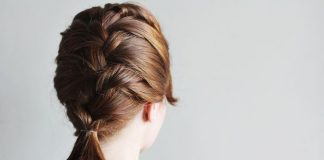 Cách tết tóc cô dâu kiểu Pháp xinh đẹp lamsao.com