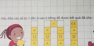 Bài toán lớp 3 gây 'bão' mạng: Giáo sư Ngô Bảo Châu cũng 'xin khất'