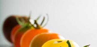 Cà chua chống nhăn da mặt?