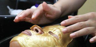 """Đắp mặt nạ vàng collagen giá """"bèo"""": Thêm vi khuẩn cho da"""