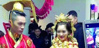"""Những cô dâu suýt """"gãy cổ"""" vì được tặng nhiều vàng trong đám cưới"""