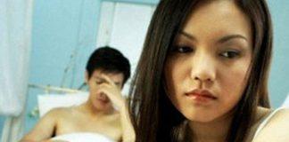 """Lẩn trốn chồng vì """"cô bé"""" có mùi khó chịu"""
