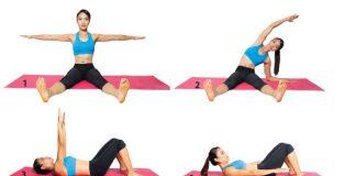 Tập Pilates để dẻo dai