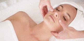 Hướng dẫn massage vùng mặt và đầu - 1