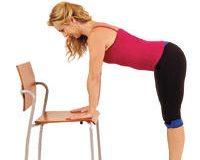 Hướng dẫn bài tập với ghế giúp cơ thể thon gọn - 1